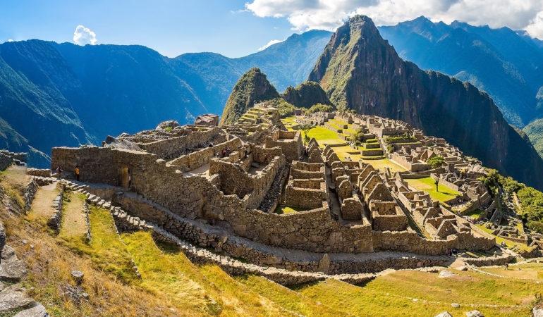 Ancestrales y secretas Maravillas del Perú