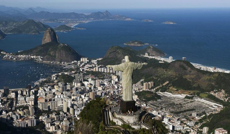 Propuesta para escapar del frío: Rio de Janeiro