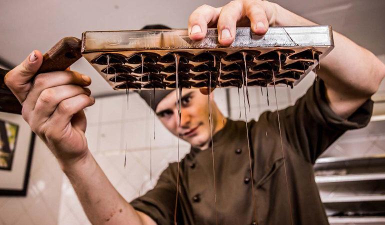 Fanáticos del chocolate… ¡click en Bélgica!