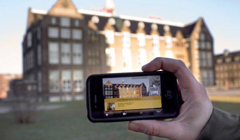 Realidad aumentada aplicada al turismo y los viajes