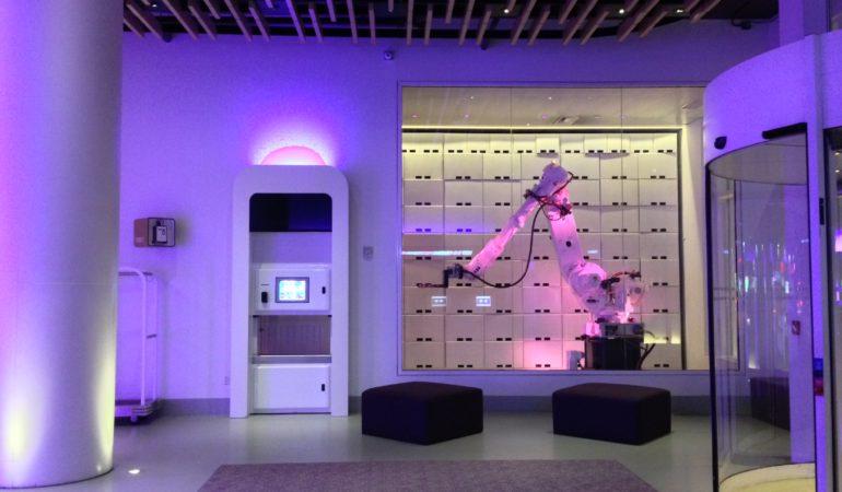 6 hoteles donde la tecnología marca la diferencia