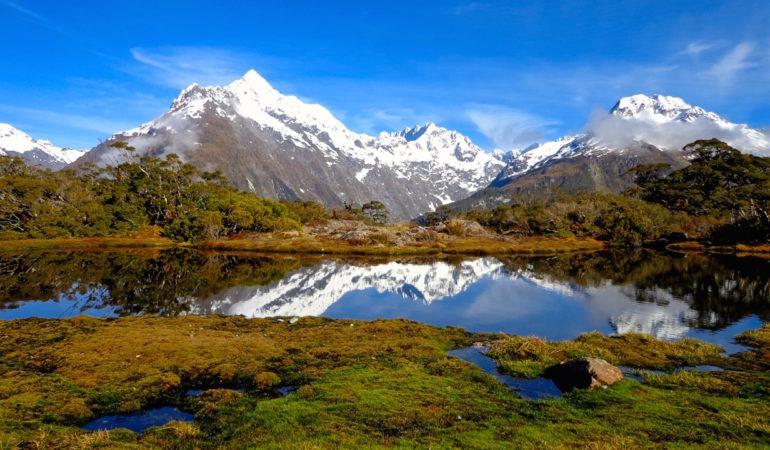 Nueva Zelanda: 100% pura naturaleza