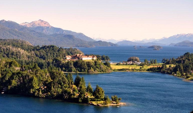 Disfrutando Bariloche en verano