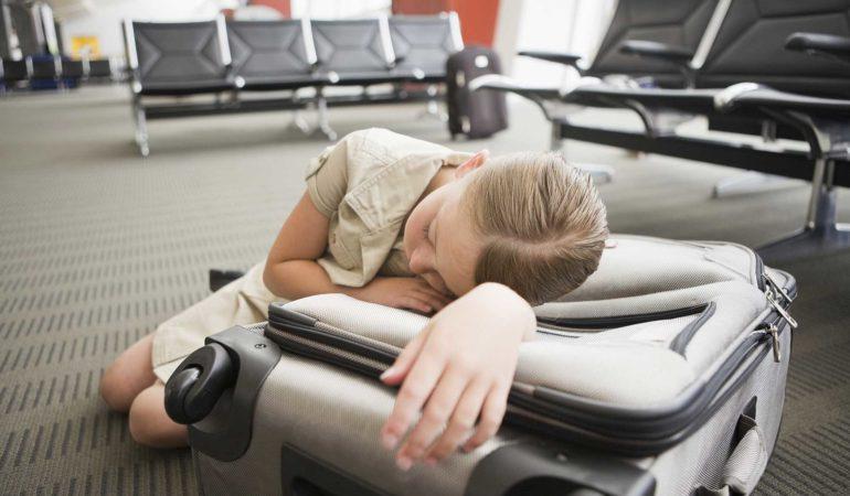 Jet lag: 5 soluciones para combatirlo