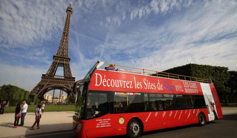 6 motivos para tomar un Bus Turístico