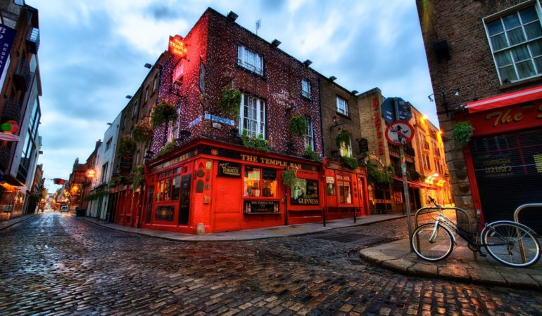6 pubs imperdibles en Dublin