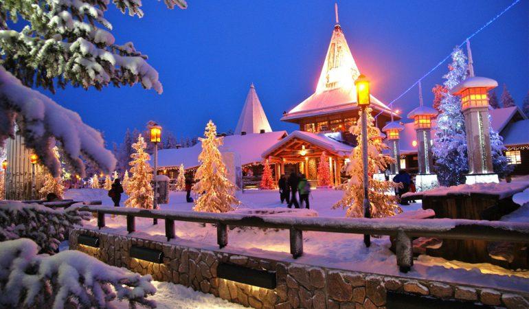 5 lugares donde la Navidad tiene algo especial
