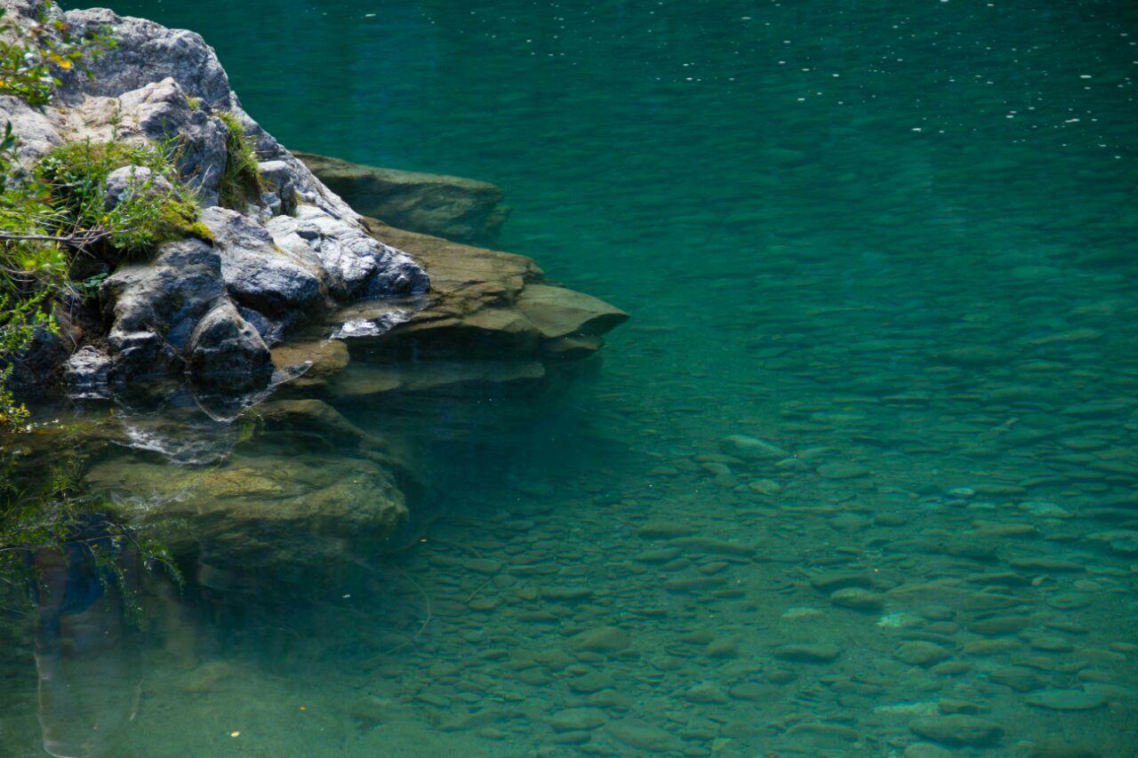 Pozón del Paraíso El Bolsón Patagonia