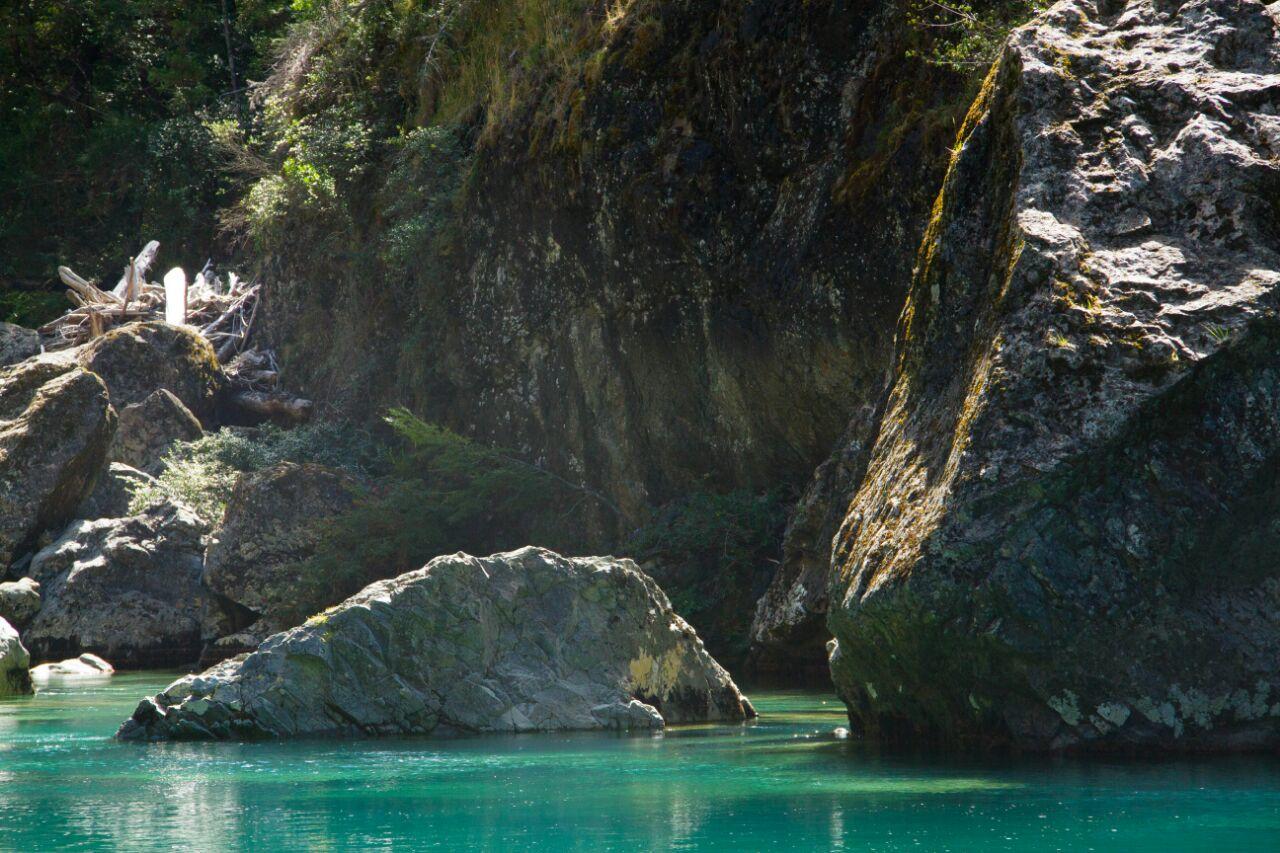 Pozón El Paraíso El Bolsón Patagonia