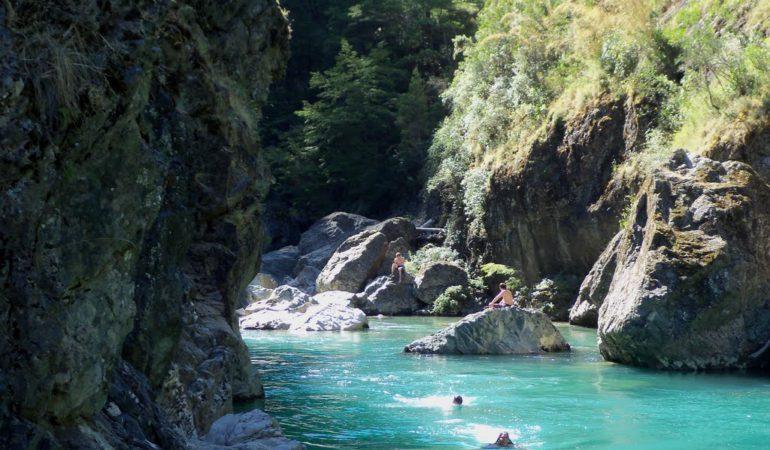 Recorriendo la Patagonia en búsqueda del paraíso