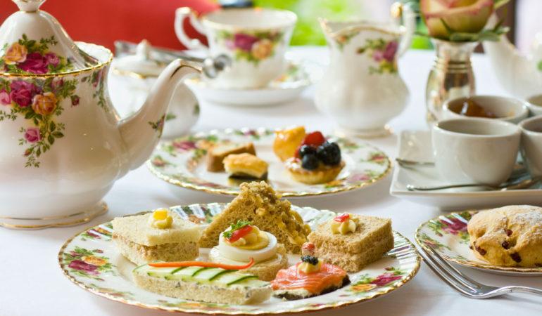 Londres: 7 lugares para disfrutar el 5 o'clock tea