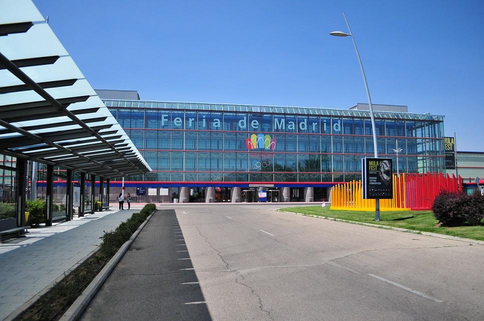 campo ferial de las naciones madrid