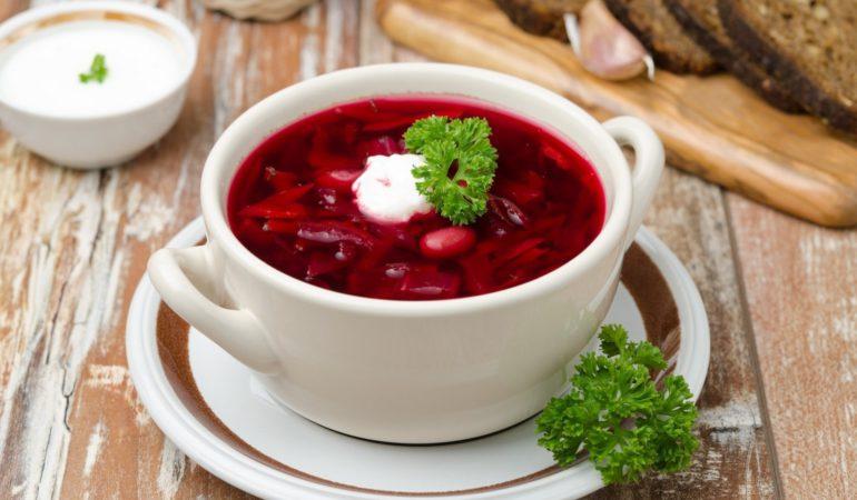 10 sabores de Rusia