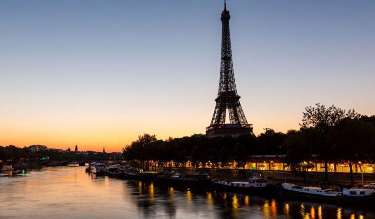 10 atractivos adorables de París
