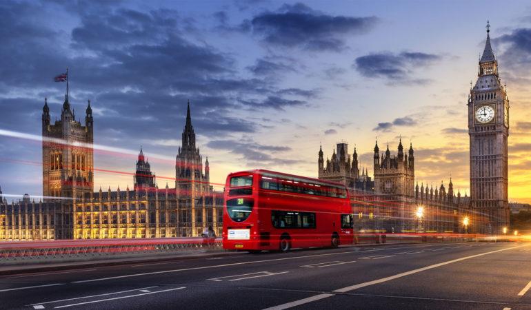 Mi primer visita a Londres