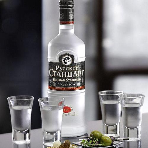 vodka rusia