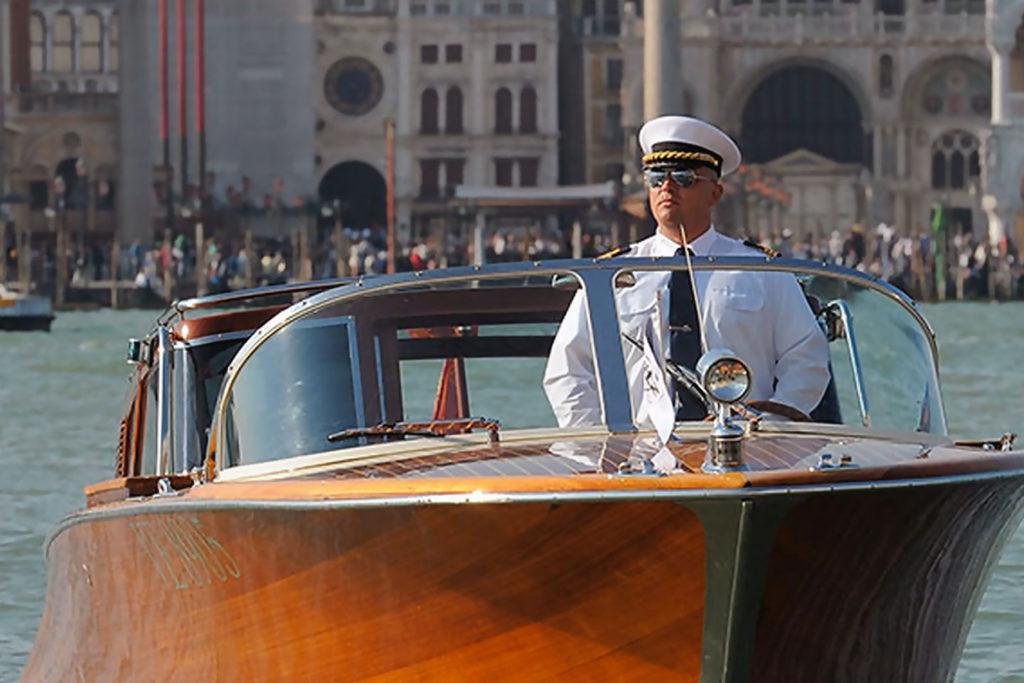 taxi acuatico venecia