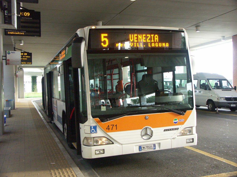 autobus venecia