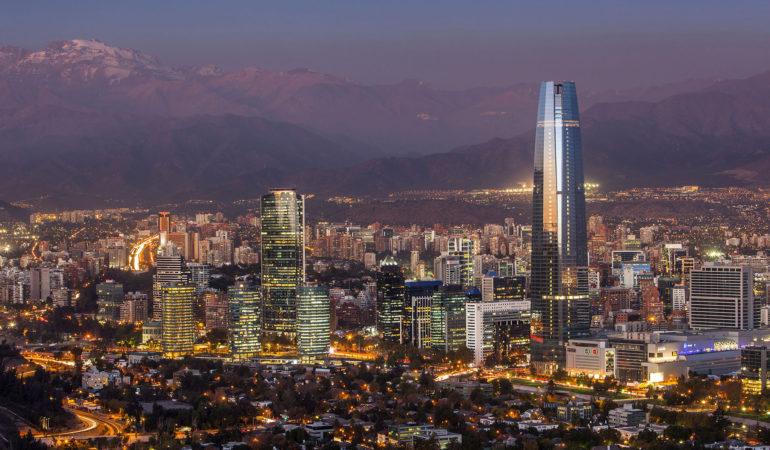 Chile: Santiago, Valparaíso y Viña