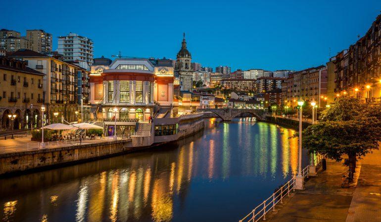 Un recorrido por Bilbao, Bizkaia