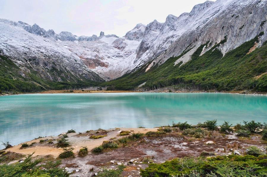 laguna-esmeralda ushuaia