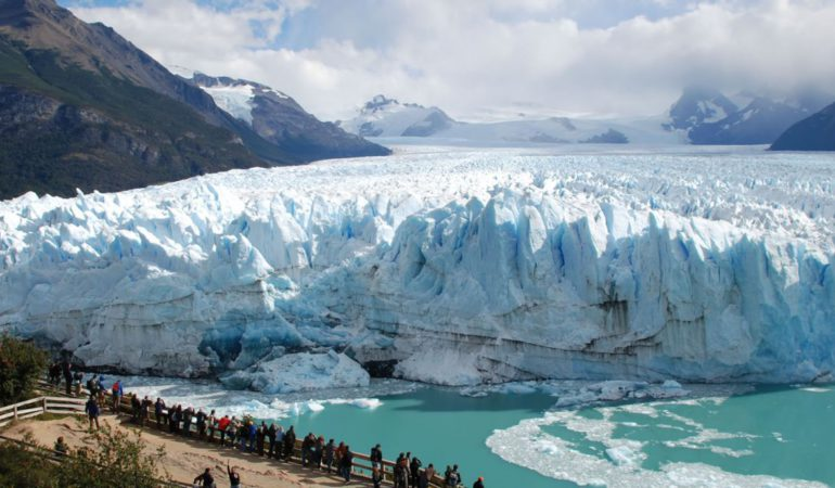 ¿Por qué se rompe el Glaciar Perito Moreno?