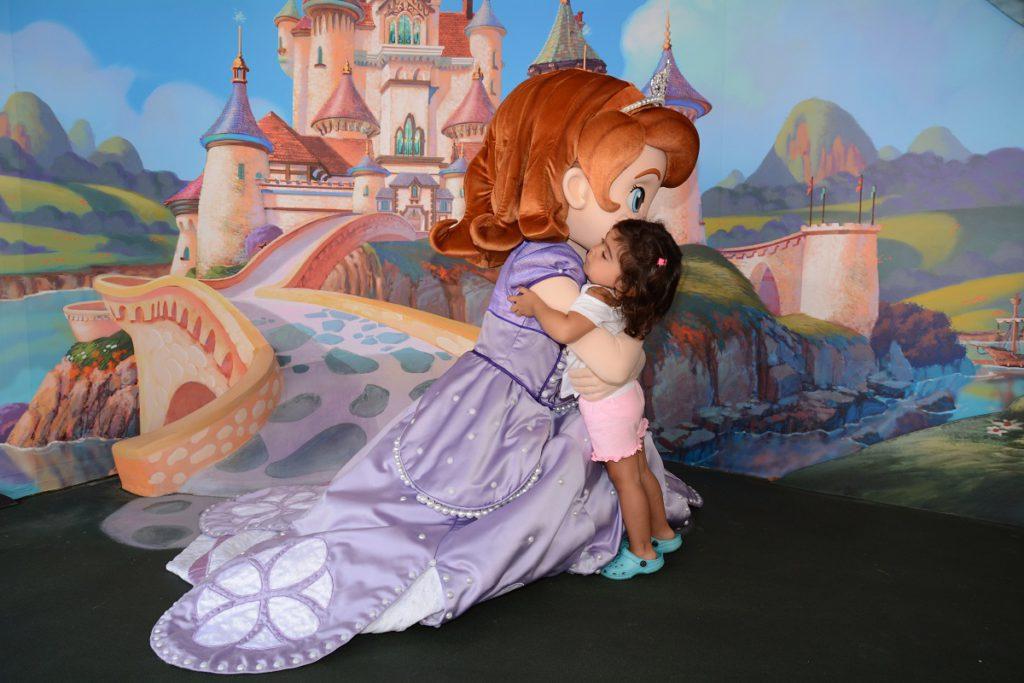 princesita sofia disney