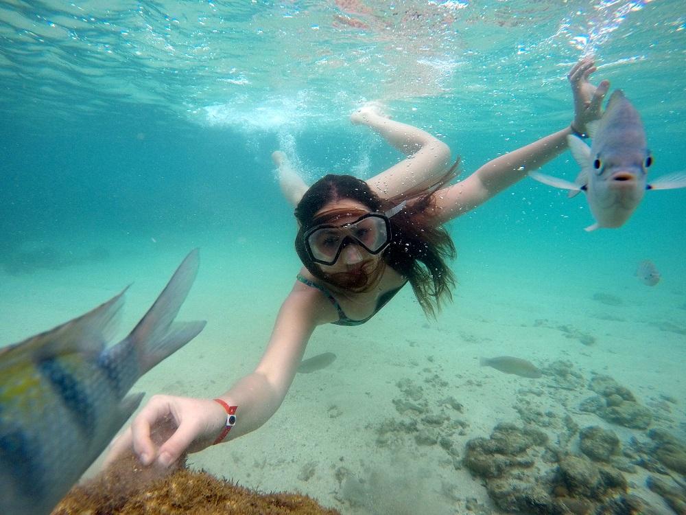 snorkel costa dos corais