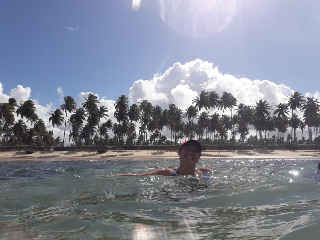 praia do paiva costa dos corais