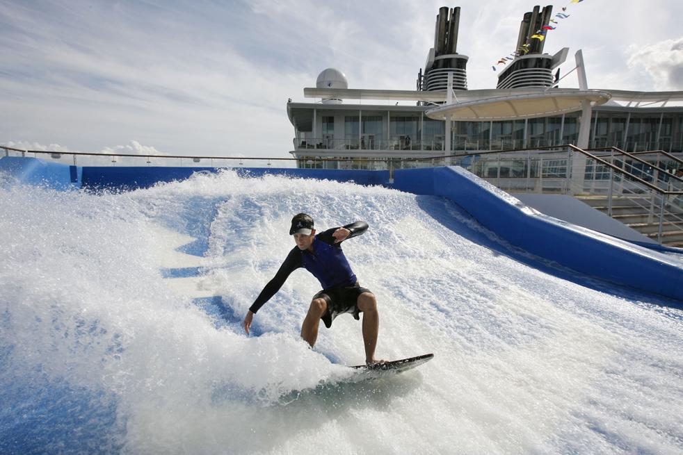 surf pileta crucero