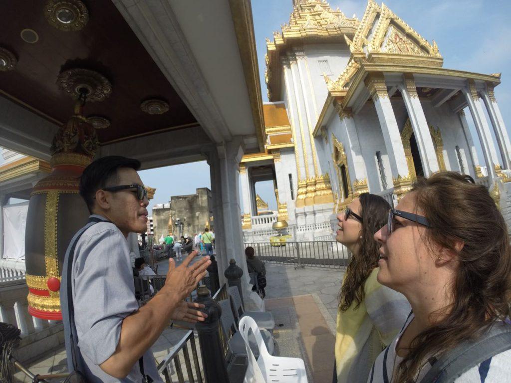 palacio bangkok tailandia