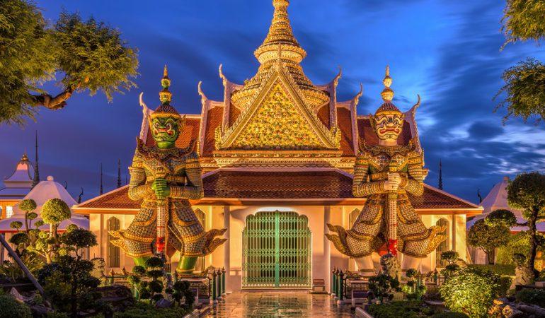 2 días en Bangkok: el corazón de Tailandia