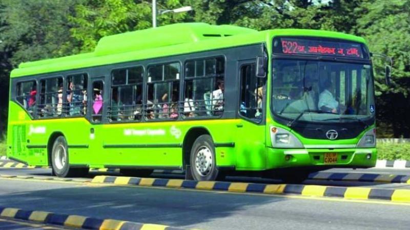 bus nueva delhi