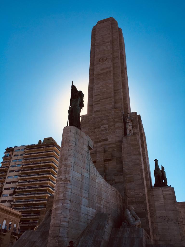 monumento bandera rosario santa fe