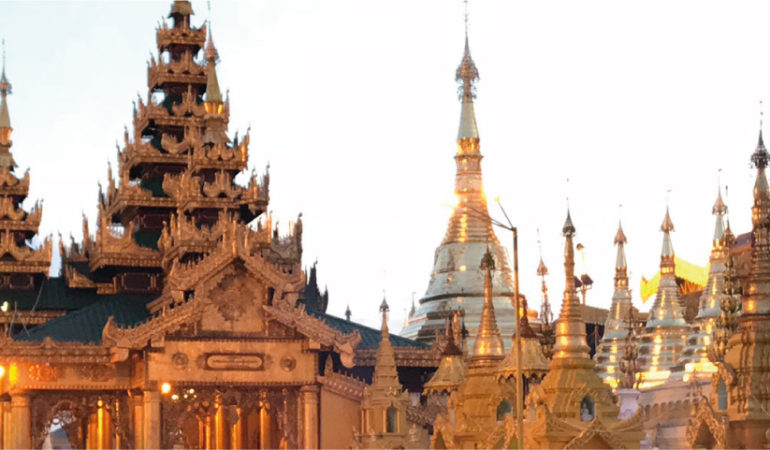 Recorriendo Myanmar, antes Birmania