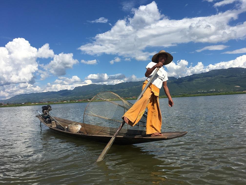 Inle Lake birmania myanmar