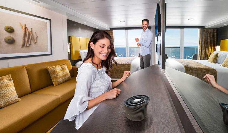 Zoe, el asistente digital de MSC Cruceros
