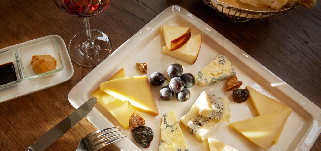 quesos zurich comida europea