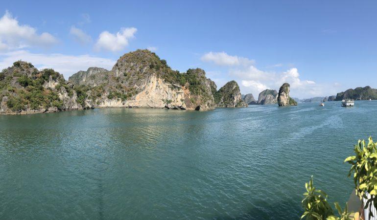 Viajando con Nolberto Pezzati por Vietnam