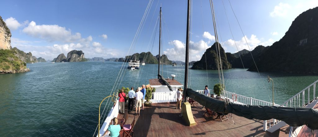 crucero vietnam