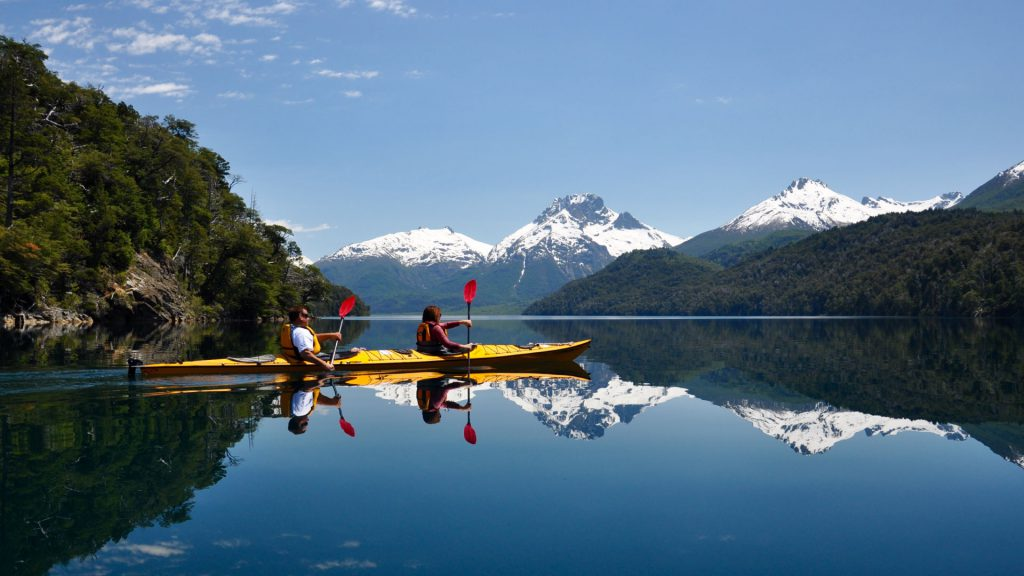 kayak bariloche