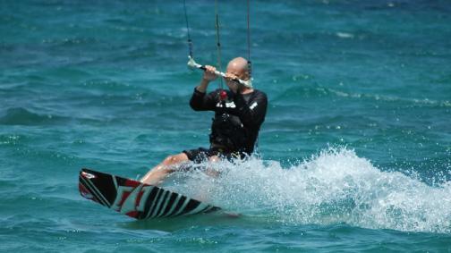 kitesurf bariloche