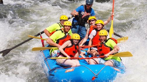 rafting bariloche