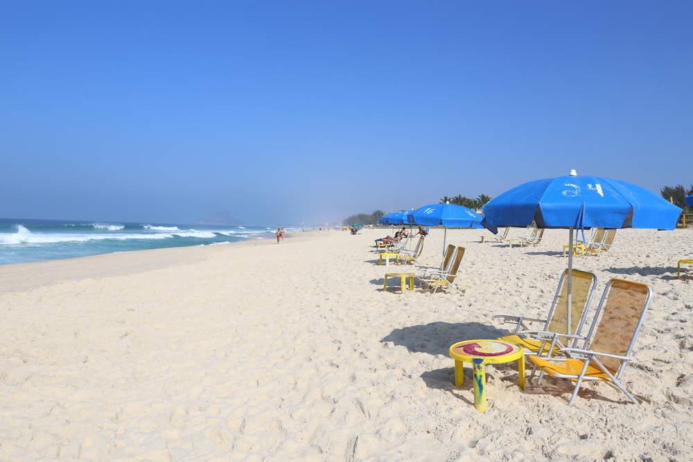 praia-da-reserva barra de tijuca rio de janeiro brasil