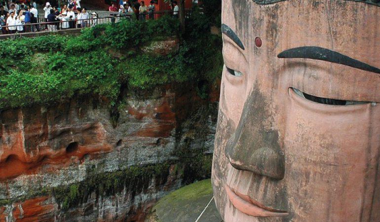 El Buda de Leshan nuevamente abierto al turismo