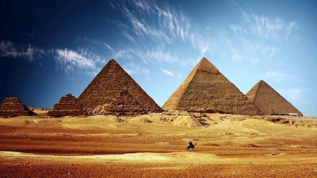 piramides giza coronavirus