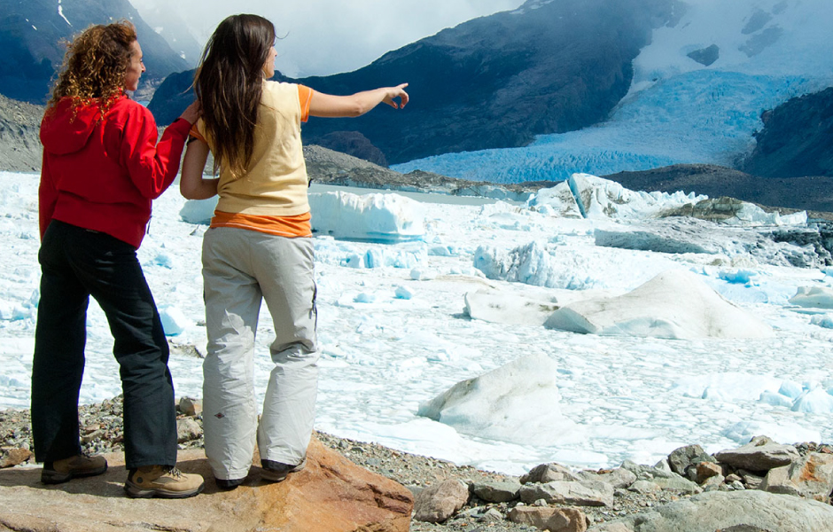 calafate glaciares recorridos virtuales