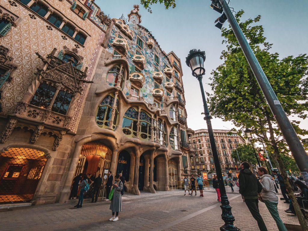 casa batllo barcelona recorridos virtuales
