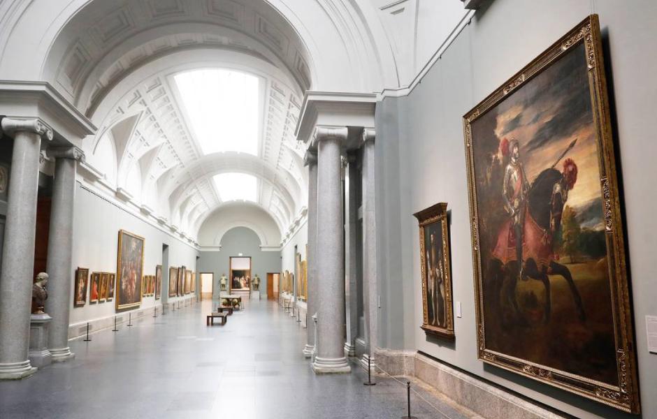museo del prado recorrido virtual