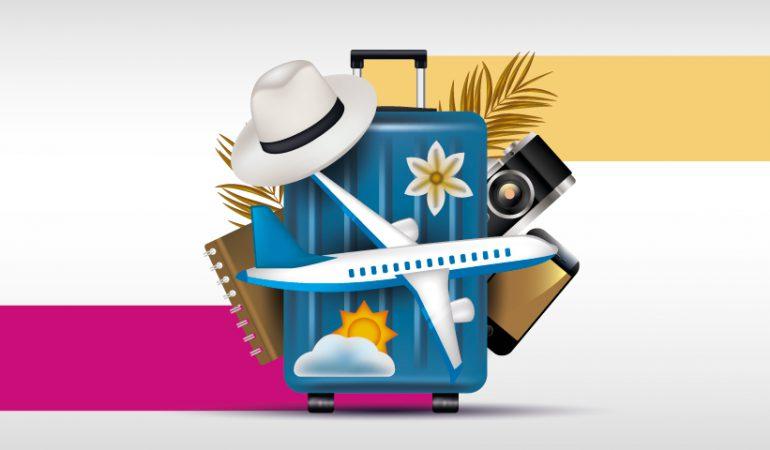 Infografía: tendencias de viaje en la nueva normalidad